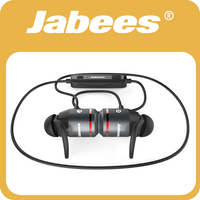 2016 Latest Developed Jabees AMPsound Portable Wireless In Ear Bluetooth Headphone Hearing Aid