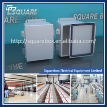 Electronic & Instrument Enclosures Knockout Junction Box