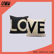 2015 Newset Beautiful Printing throw pillow case