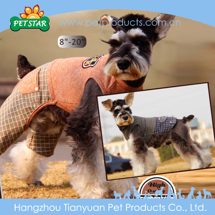 New Arrival Latest Design Thick Sports Wear Cute Dog Coats