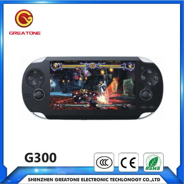 online selling video game console handheld 4.3inch with drop shipping