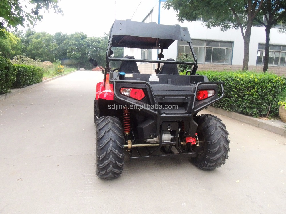 High quality cheap mini UTV 200cc quad side by side for kids