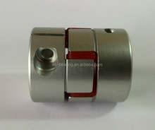 Curved Jaw Flexible Mechanical plum Coupling D30 L35 LX-30C 3035