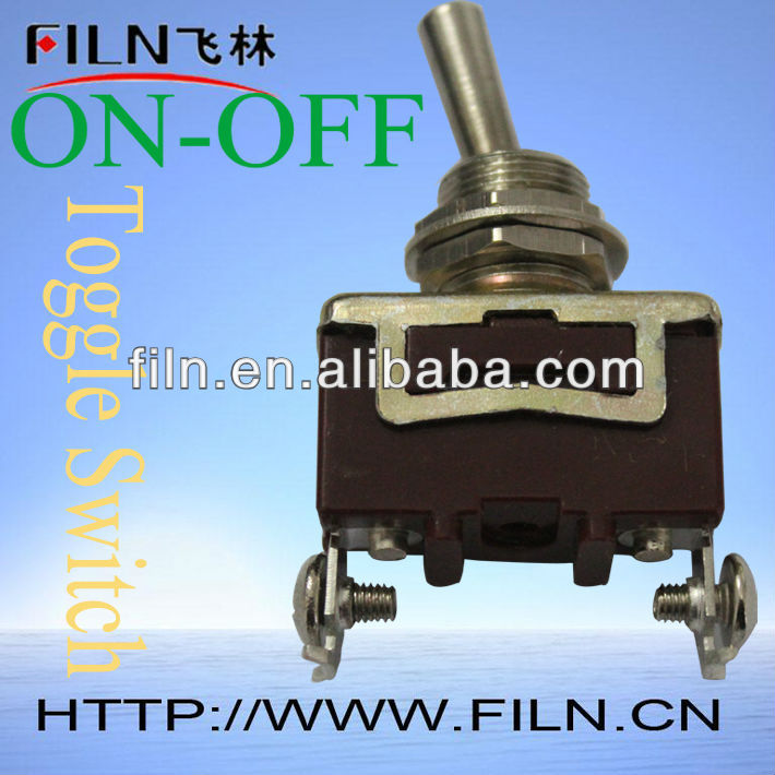 electrical waterproof heavy duty toggle switch