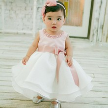 Infant Baptism Small Girl Party Communion Dresses Wholesale New Born Christening Gowns For Baby Girl L1829xz