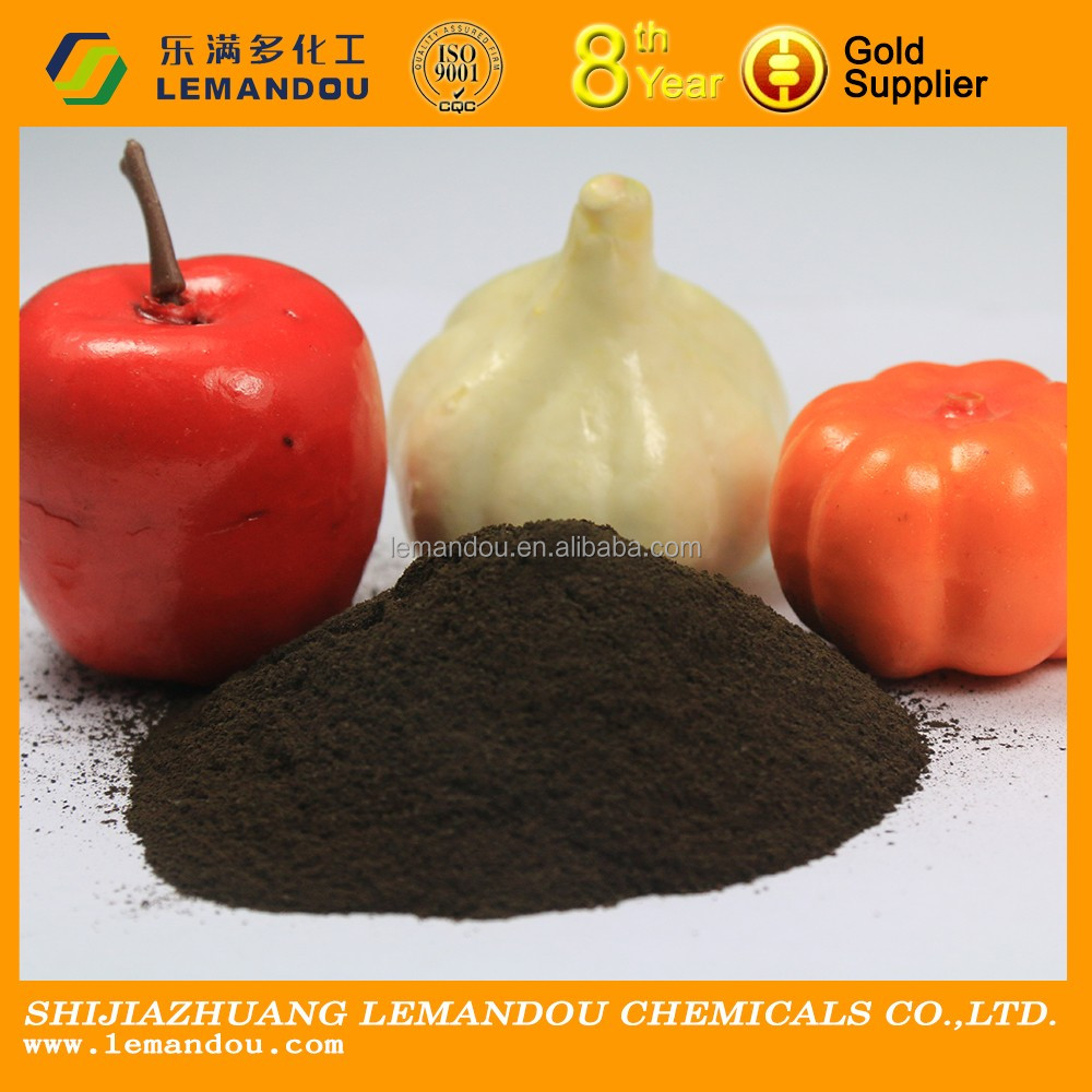 humic acid liquid + fulvic acid liquid organic fertilizer