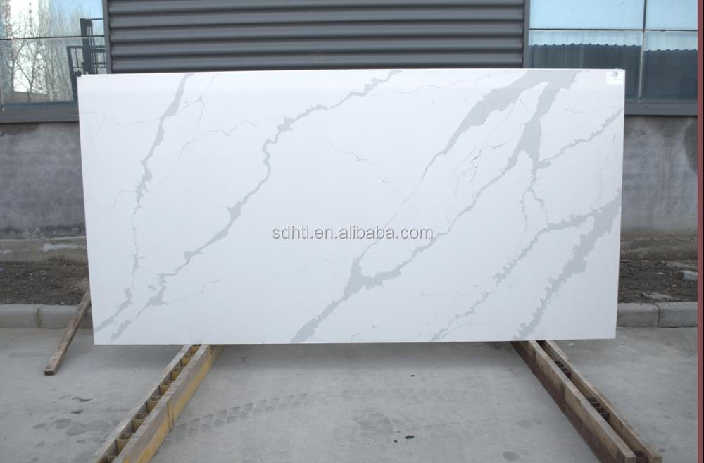 Best price artificial quartz stone polished with various colors, catalogue of quartz stone slab, white quartz stone with mirror