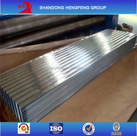 Galvanized Corrugated Steel Roofing Sheets With Best Service