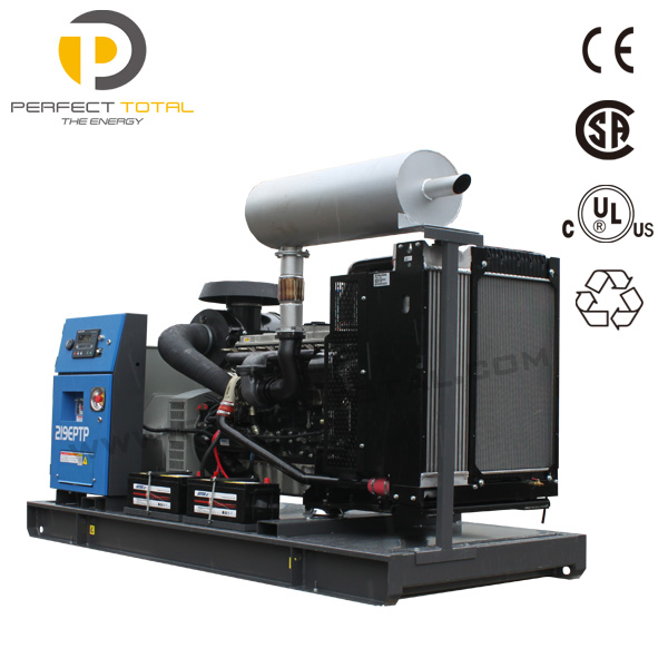 200kw USA engine diesel generator with CE ISO9000