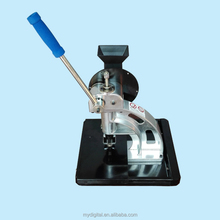 Hot sell new single 10mm/12mm size eyelet manual grommet machine