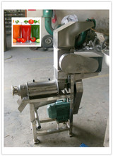 Industrial orange juicer ktichen