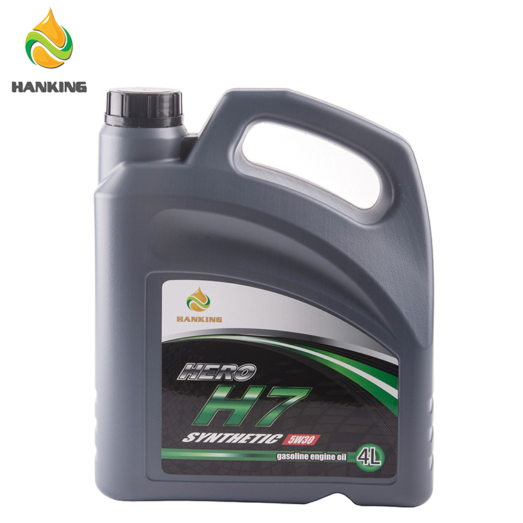 HANKING HERO H7 5W30 SL 4L*4 car oil fully synthetic oil lubricant
