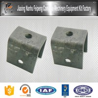 China Made Leaf Spring Trailer Hanger Kit Weld-on Trailer Hanger Kits Suspension Hanger Kit