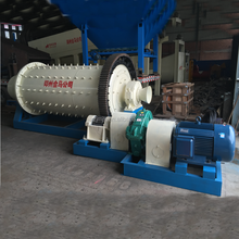 Mineral processing Continuous Ball Mill machine