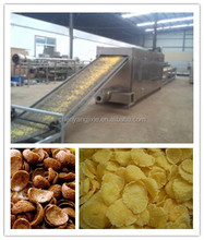 Hot Sale Fully Automatic cereal kelloggs corn flakes processing machine 86-15553158922
