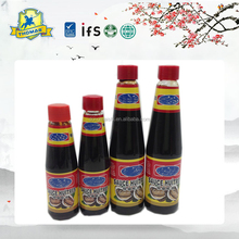 Low sodium FDA fresh seafood oyster sauce