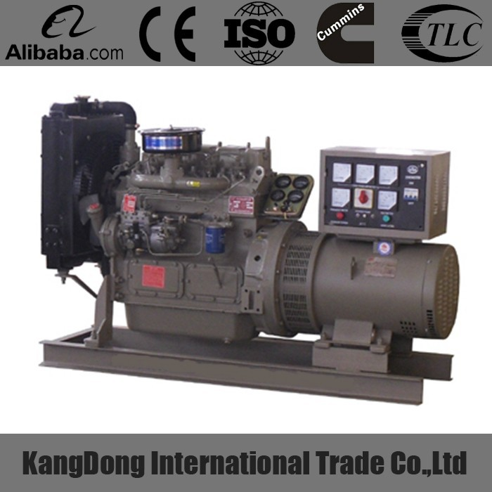 chinese open type diesel generator with K4100D engine