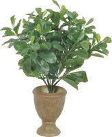 mini artificial potted plant