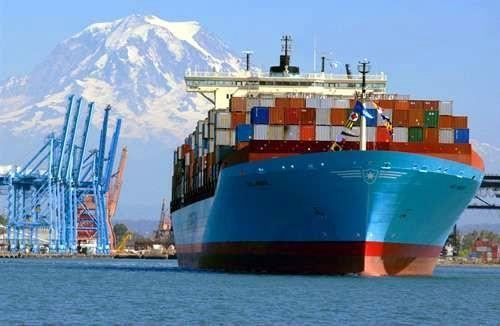 sea freight to port karachi