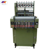 custom 2015 popular polyester fabric belts machine