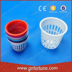 Plastic Tomato Pot for Soilless Hydroponics Planting