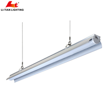 4ft 5ft led linear X-Ray light fixtures 40w 60w integrated led light pipe