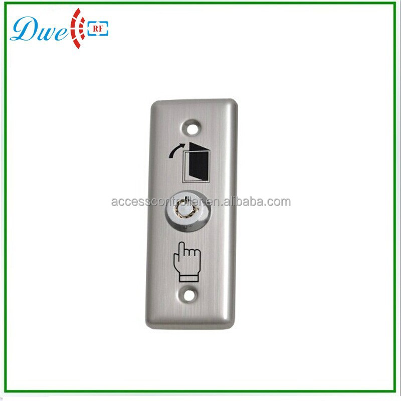 Stainless steel Key Switch Push button Switch