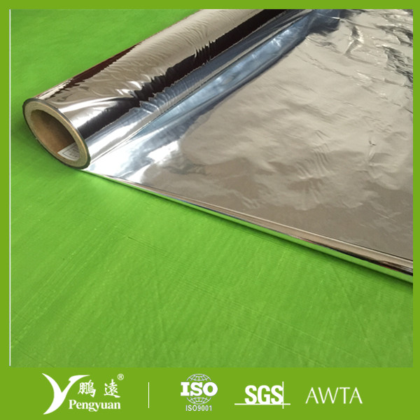 Metallized balloon film