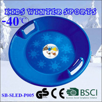 Hot Selling Kids and Adult Heavy Duty Plastic Snow Glider