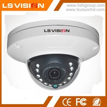 LS VISION 2 Megapixel Waterproof IR IP Camera Dome Housing for Indoor use