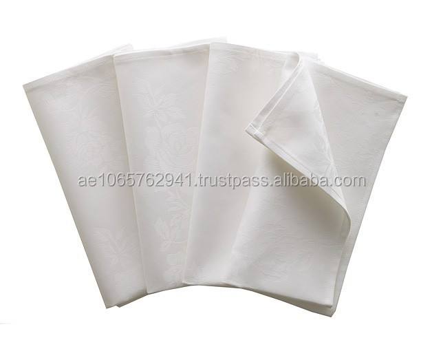 Cotton Napkin and Cotton Table Cloth