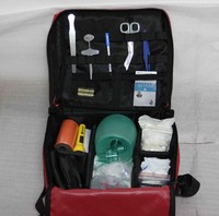 Medical bag Emergency Outdoor Travel First Aid Kit Pack of 2pcs