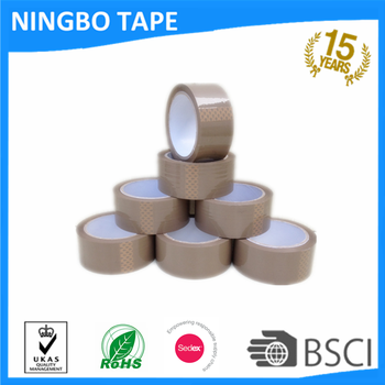 Brown Bopp Packing Tape Carton Sealing Tape