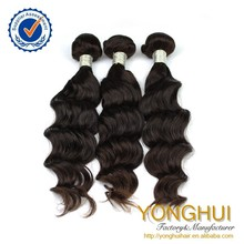Full Cuticle 6A best virgin human 4 lots malaysian wavy hair