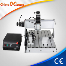 Wholesale The Best CNC Router Metal Cutting Machine Sheet 3040Z-DQ 4 Axis 230W