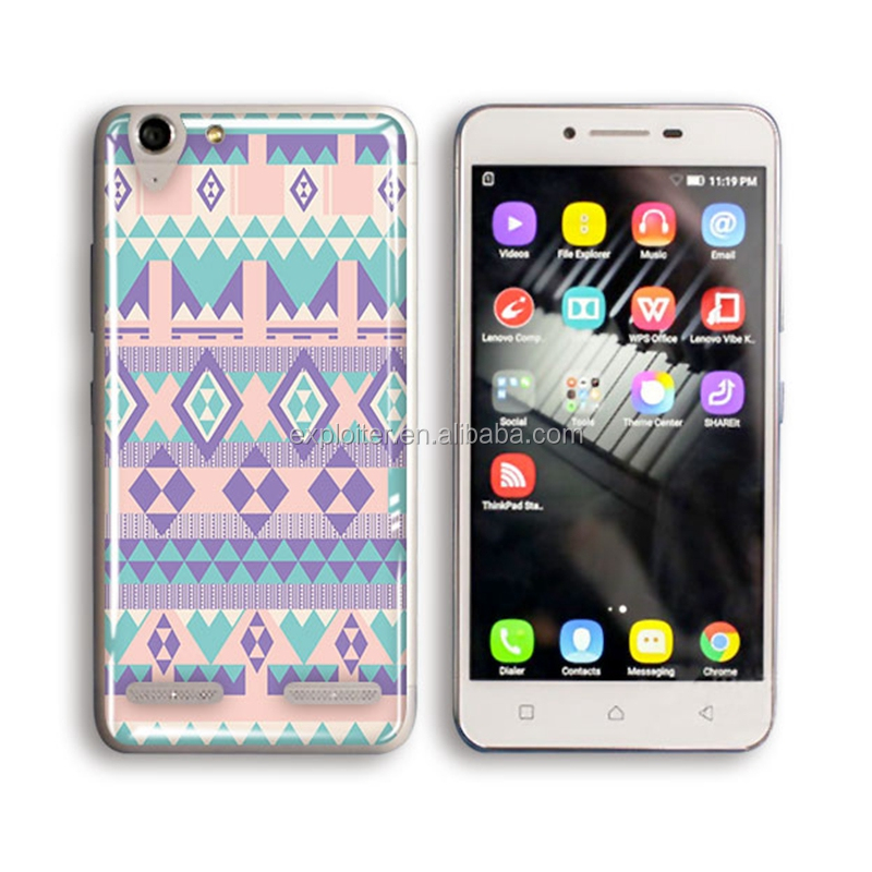 Wholesale cheap price epoxy mobilephone sticker for lenovo vibe s1 lite