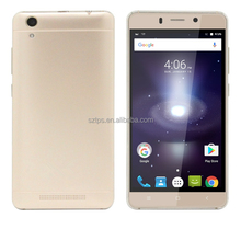 Dual SIM Phone Fingerprint Smart Phone MTK 6737 Quad core cheapest Mobile Phone