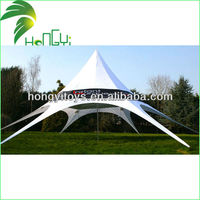 Star Shelter Tent For Advertising, Stopping Car,Party And So On