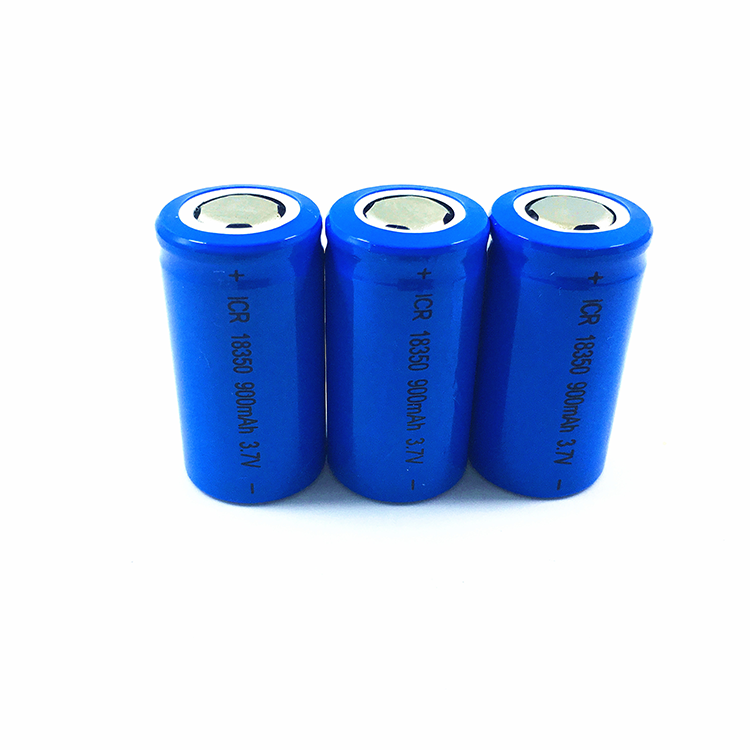 Li-Ion Lipo Icr18350 3.7V 900Mah Sealed Lead Acid Gel Battery