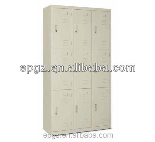 High Quality Steel Mobile Phone Lockers Cabinet with Keys