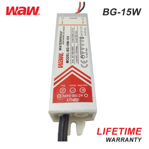 WODE Constant Current Power 0.63A 24V Led Driver Ac\/Dc Power Supply