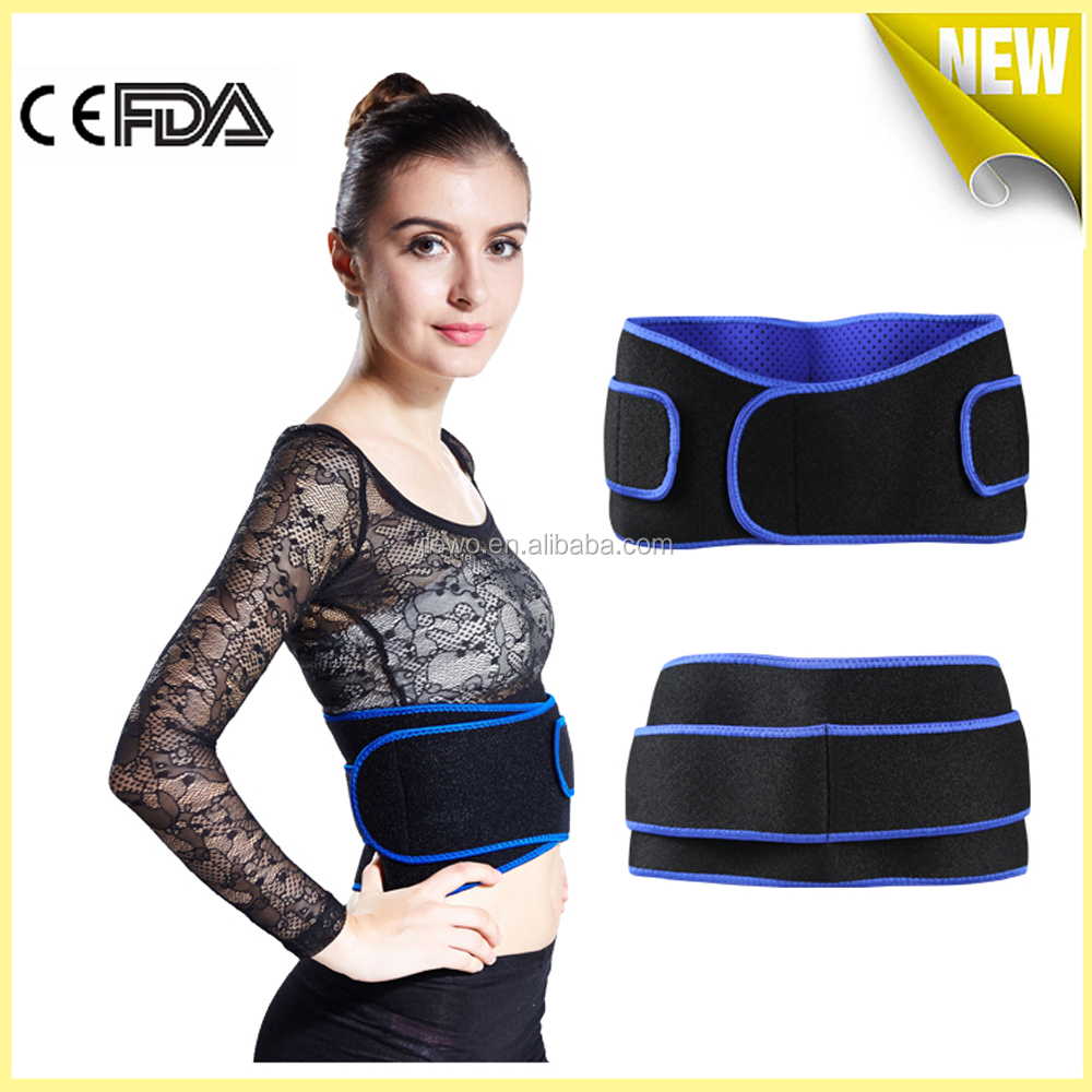good quality waist protection belt, sweat premium waist trimmer mde in china