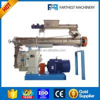 Small Granulator to Make Fattening Feed