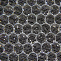 Aluminum honeycomb core activated carbon filter sheets with factory price