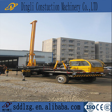 Piles Ramming Machine Screw Pile Driver