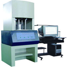 Rubber--Measurement machine of vulcanization characteristics with rotorless curemeters