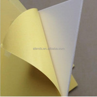 hot selling self adhesive rigid & foam PVC album sheet, photo album PVC sheets