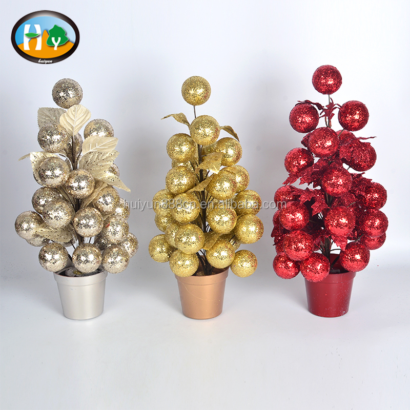 Best seller cheap christmas Apple Trees for christmas decorations