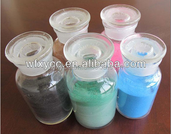 Pure Polyester Paint Powder Coating