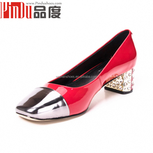 Fashionable new sesigner women court shoe China factory price high heels court shoe European ladies court shoe